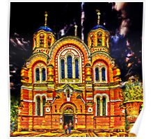 St Volodymyr's Cathedral Poster