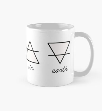 The Elements Mug