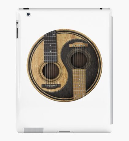 Bass Guitar T Shirt - Music Pulse, Notes, Clef, Frequency, Wave, Sound, Dance iPad Case/Skin