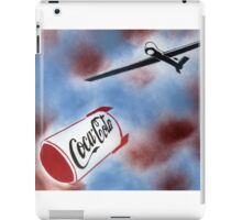 Freedom in a can iPad Case/Skin