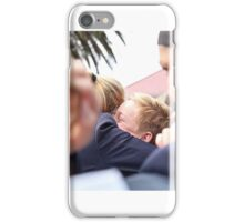 Last hug. iPhone Case/Skin