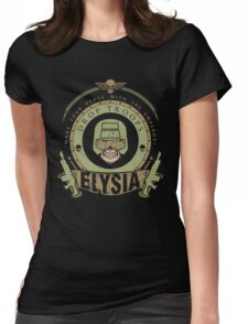 ELYSIA - BATTLE EDITION Womens Fitted T-Shirt