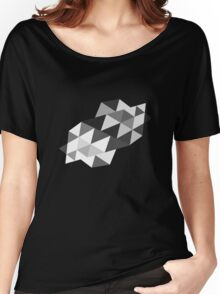 Color Triangle  Women's Relaxed Fit T-Shirt