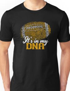 Football is in my DNA T-Shirt Unisex T-Shirt