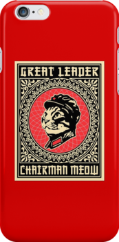 Great chairman leader MEOW by gilois