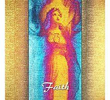 Have Faith Photographic Print