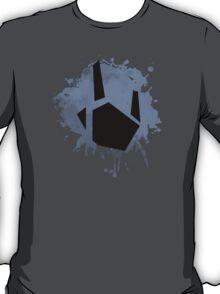 Prime Freeze Beam (Splatter Black) T-Shirt