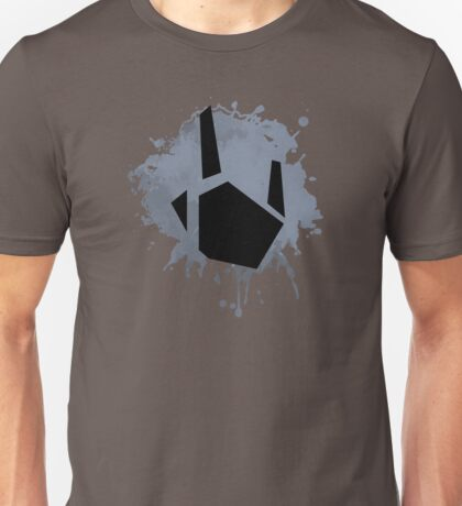 Prime Freeze Beam (Splatter Black) Unisex T-Shirt