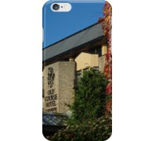 The Old Course Hotel in Autumn iPhone Case/Skin