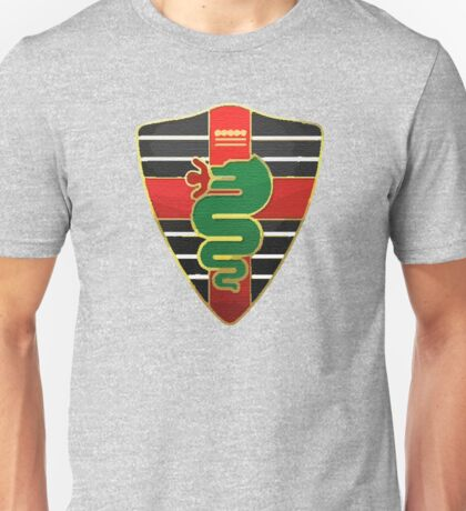 Alfa Romeo Grill TEXTURED Unisex T-Shirt