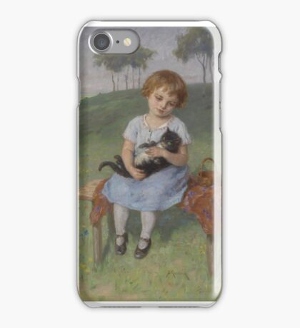 Simon Glucklich, the littles iPhone Case/Skin
