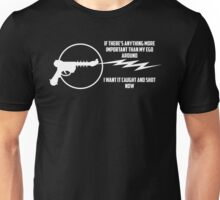Zaphod's Ego Unisex T-Shirt