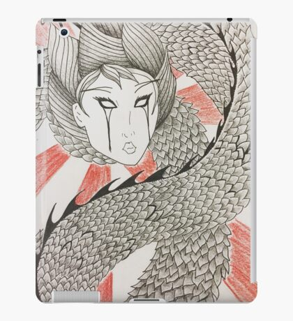 Tattoo serpent iPad Case/Skin