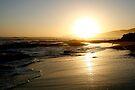 Johanna Beach Sunset V by Richard Heath