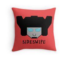 Rule Breaker - Sideswipe Throw Pillow