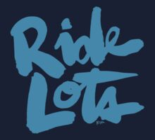 Ride Lots Kids Clothes