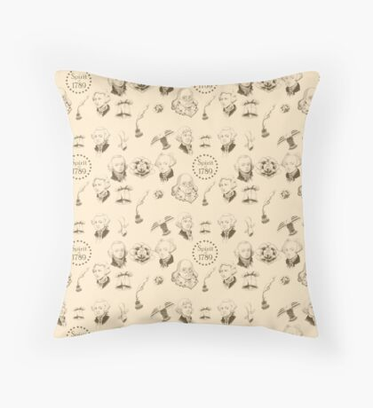 Founding Fathers Throw Pillow