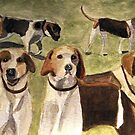 The Hounds by AngieDavies