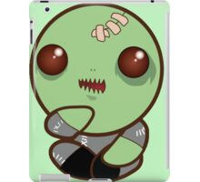 Cute Zombie Cartoon iPad Case/Skin