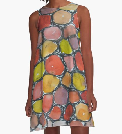 Pebbles A-Line Dress