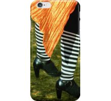 The Wind and the Witch's Knickers iPhone Case/Skin