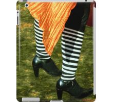 The Wind and the Witch's Knickers iPad Case/Skin