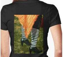 The Wind and the Witch's Knickers Womens Fitted T-Shirt