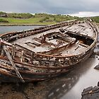 Croig Wreck by Christopher Cullen