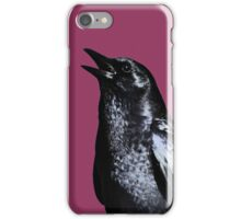 Stark Raven iPhone Case/Skin