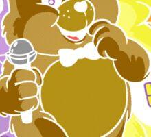 Freddy scare bear Sticker