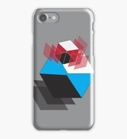Double Cube iPhone Case/Skin