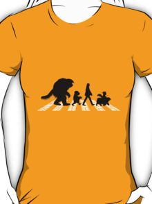 Labbeyrinth Road T-Shirt