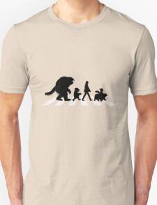 Labbeyrinth Road Unisex T-Shirt