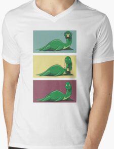 Nessie Incognito Mens V-Neck T-Shirt