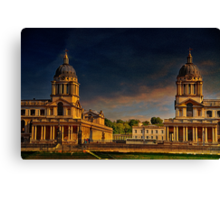 Greenwich, UK Canvas Print