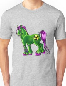 Radioactive Pony Unisex T-Shirt