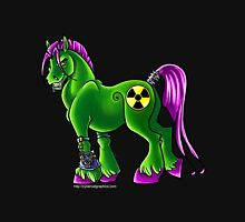 Radioactive Pony Unisex T-Shirt