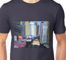 Uncle Eddy's Yellow Taxi Unisex T-Shirt