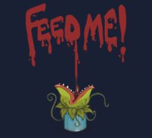 Feed Me! by GroovyGecko