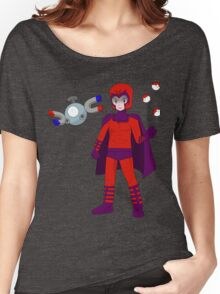 Magneto & Magnemite Women's Relaxed Fit T-Shirt
