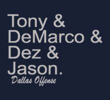 Dallas Offense by heliconista