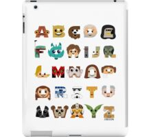 ABC3PO iPad Case/Skin