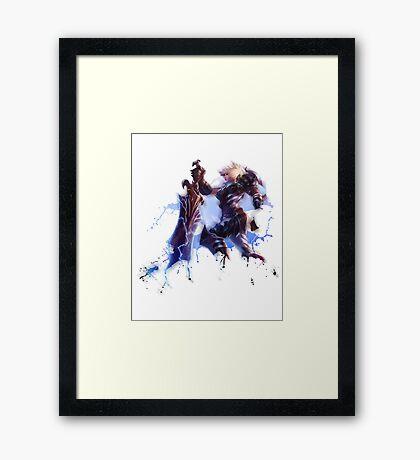 Championship Framed Print