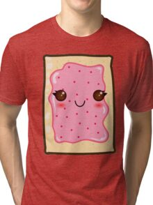 Frosted Pop Tart  Tri-blend T-Shirt