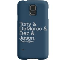 Dallas Offense Samsung Galaxy Case/Skin