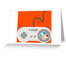 Gamepad Greeting Card