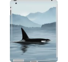 Nootka Sound iPad Case/Skin