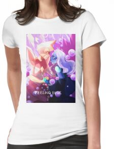 (STEVEN UNIVERSE SPOILERS) What's The Use Of Feeling Blue? Womens Fitted T-Shirt
