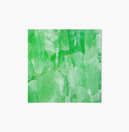 Jade Stone Texture – Gallery Art Board Art Board