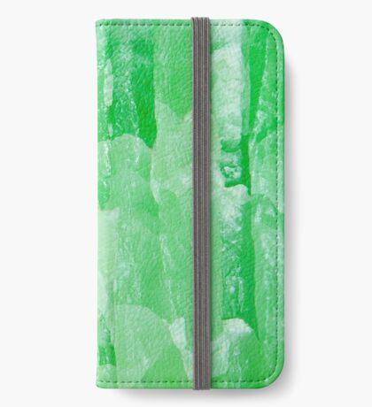 Jade Stone Texture – iPhone Wallet iPhone Wallet/Case/Skin